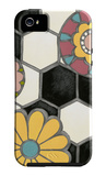 Tileworks II iPhone 5 Case by Chariklia Zarris