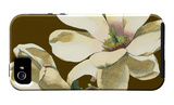 Magnolia on Taupe I iPhone 5 Case