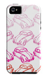 Pink Bug iPhone 5 Case by  Avalisa