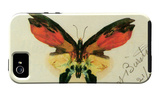 Butterfly iPhone 5 Case by Albert Bierstadt