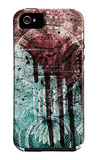 Cold Cash iPhone 5 Case por Alex Cherry