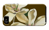 Magnolia on Taupe II iPhone 5 Case