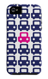 Pink Parking Lot iPhone 5 Case by  Avalisa