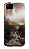 Tequendama Falls, Near Bogota, New Granada iPhone 5 Case by Frederic Edwin Church