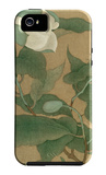Magnolia and Praying Mantis iPhone 5 Case