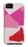Pink Horses iPhone 5 Case by  Avalisa