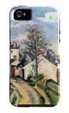 House of Dr. Gachet iPhone 5 Case by Paul Cézanne