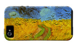 Wheatfield iPhone 5 Case by Vincent van Gogh