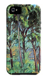 Viaduct iPhone 5 Case by Paul Cézanne