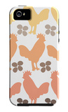 Orange Chicken Family iPhone 5 Case by Avalisa