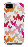Warm Butterfly Pattern iPhone 5 Case by  Avalisa