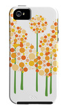 Orange Alliums iPhone 5 Case by Avalisa