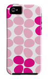 Pink Flowers iPhone 5 Case by  Avalisa