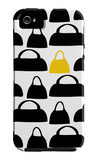 Yellow Handbags iPhone 5 Case by  Avalisa