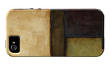 Small Autumnal Impressions VI iPhone 5 Case by Jennifer Goldberger