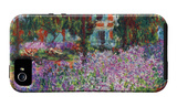 Monet's Garden in Giverny iPhone 5 Case by Claude Monet