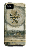 Chinese Tranquility iPhone 5 Case by  Mauro