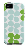 Green Flowers iPhone 5 Case by Avalisa