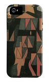 Harlequan iPhone 5 Case by Juan Gris
