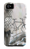 Rain Lady iPhone 5 Case by Lora Zombie