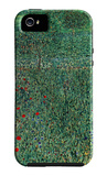 Garden Landscape iPhone 5 Case by Gustav Klimt