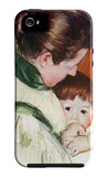 Woman and Child iPhone 5 Case by Mary Cassatt