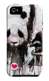 Will come to take sadness away iPhone 5 Case by Lora Zombie
