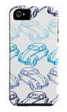 Blue Bug iPhone 5 Case by  Avalisa