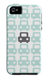 Seagreen Parking Lot iPhone 5 Case by  Avalisa