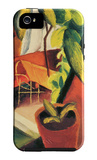 A Look into Summer-House iPhone 5 Case by Auguste Macke