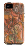 Woven Whimsey II iPhone 5 Case by Jennifer Goldberger
