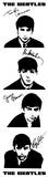 The Beatles - Signature Bookmark Bookmark