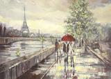 Parigi  Stampe di  Ewa