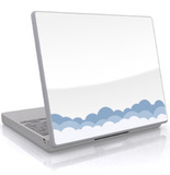 The Layers of Clouds-Laptop Sticker Laptop Stickers