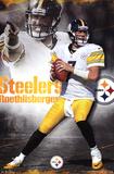 Ben Roethlisberger - Pittsburgh Steelers Posters
