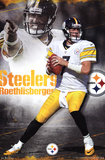Ben Roethlisberger - Pittsburgh Steelers Prints