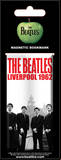 The Beatles - In Liverpool Magnetic Bookmark Bookmark