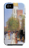 One Spring Morning iPhone 5 Case by Childe Hassam