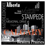 Calgary Posters