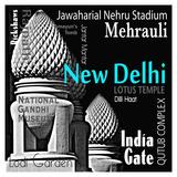 New Delhi Print