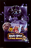 Angry Birds Star Wars - Epic Poster