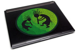 The Digeridoo Players-Laptop Sticker Laptop-Aufkleber