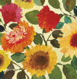 Fall Garden II Posters by Kim Parker