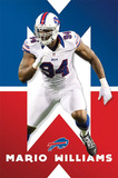 Mario Williams - Buffalo Bills Print