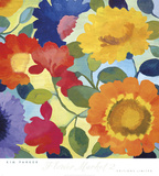 Flower Market II Posters by Kim Parker