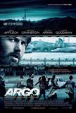Argo, film avec Ben Affleck, 2012 - Affiche Photo