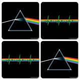 Pink Floyd Boxed Coaster Set Coaster
