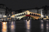 Venice: The Rialto Bridge Prints