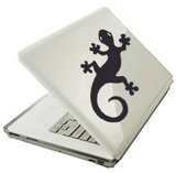 The Salamander-Laptop Sticker Klistermrker til brbar computer
