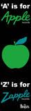 The Beatles - Apple Bookmark Bookmark